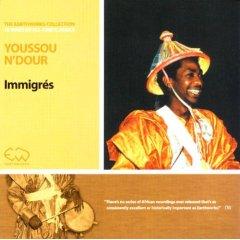 Discos de música africana Youssou_n'dour_immigres